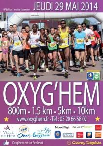 Course Oxyg'Hem 2014